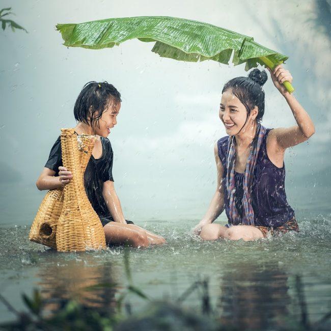 Besøg smukke thailand