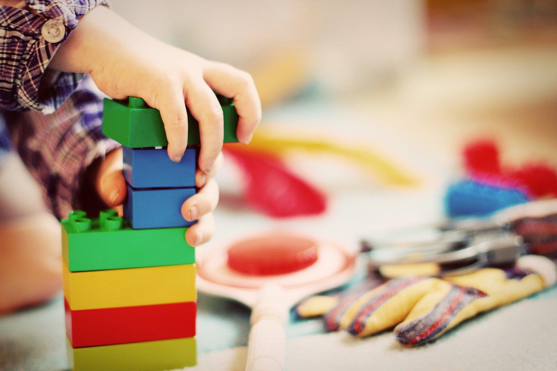 Legetøj der gavner børn